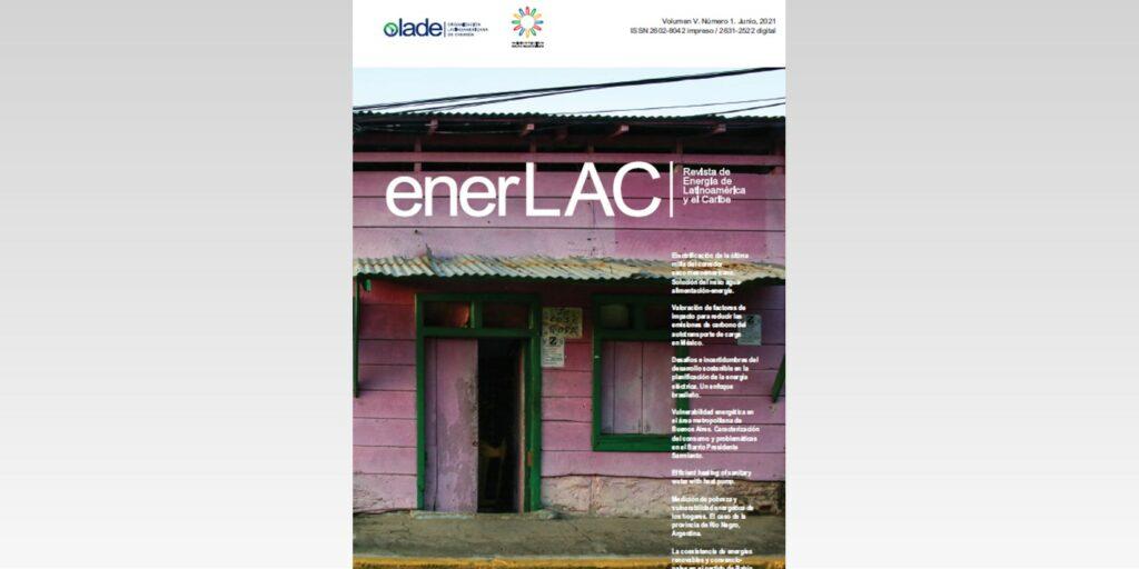 Enerlac, volumen 5, number 1, june 2021Enerlac, junio 2021